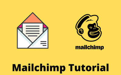 MailChimp Tutorial: Making your first E-mail Campaign